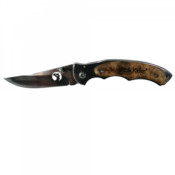 Briceag-cutit, otel inoxidabil, natur, Elk Ridge, Stag Knife, 19.5 cm 0