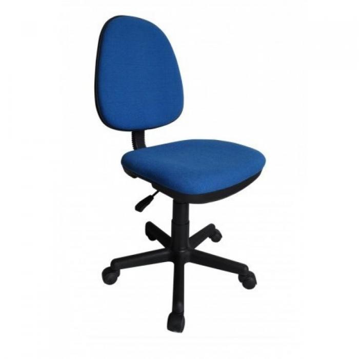 Scaun directorial Unicspot US08 Siena textil albastru 0