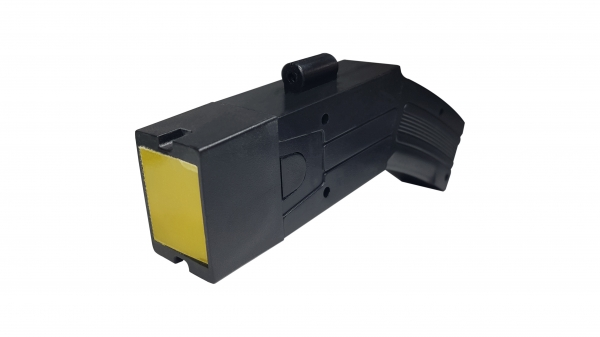 Pistol taser cu electrosoc, 3 rezerve, toc cadou [3]
