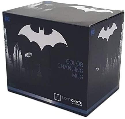 Cana termosensibila, Batman-Cavalerul Negru, 300 ml [2]
