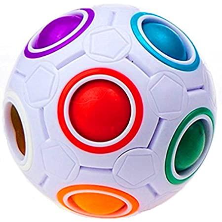 Jucarie antistres, bila magica, plastic, multicolor, 3 + ani [1]