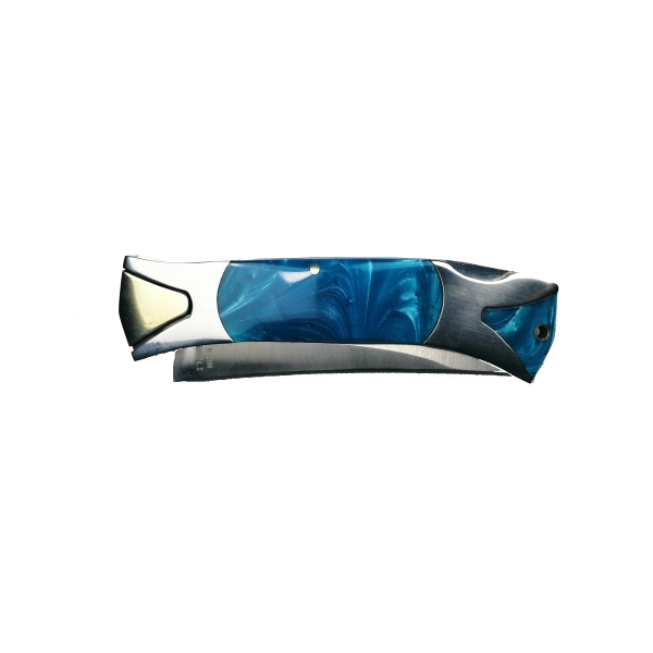Cutit-briceag COLUMBIA pentru vanatoare, camping si pescuit, 22.5 cm 2