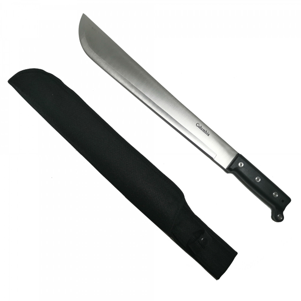 Maceta, otel inoxidabil, Negru, Pirates Blade, 54 cm