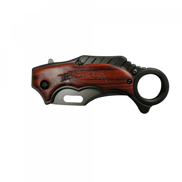 Briceag, tip Karambit, natur, Star of the Woods, 18 cm 1