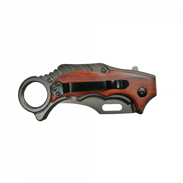 Briceag, tip Karambit, natur, Star of the Woods, 18 cm 2