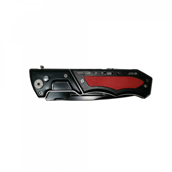 Cutit-Briceag, otel inoxidabil, Camper Blade, lanterna LED, 24.5 cm 2