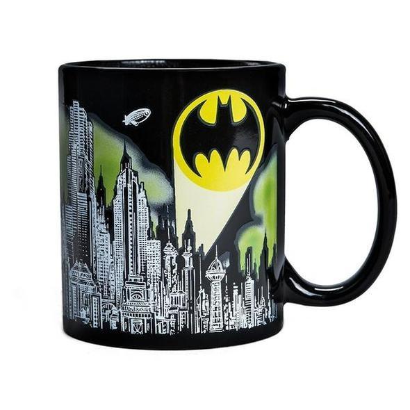 Cana termosensibila, Batman-Cavalerul Negru, 300 ml [0]