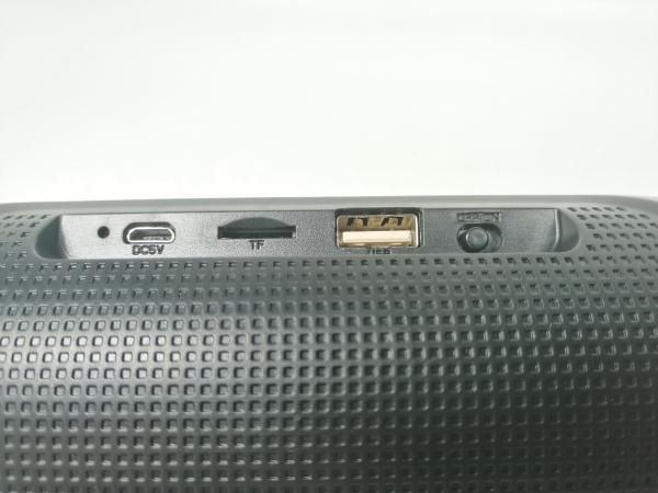 Boxa portabila, Charge 1+, Wireless, 800 mAh, negru 3