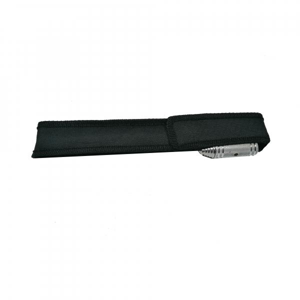 Baston telescopic cromatic, On Point, 63.5 cm, laser integrat, negru 8