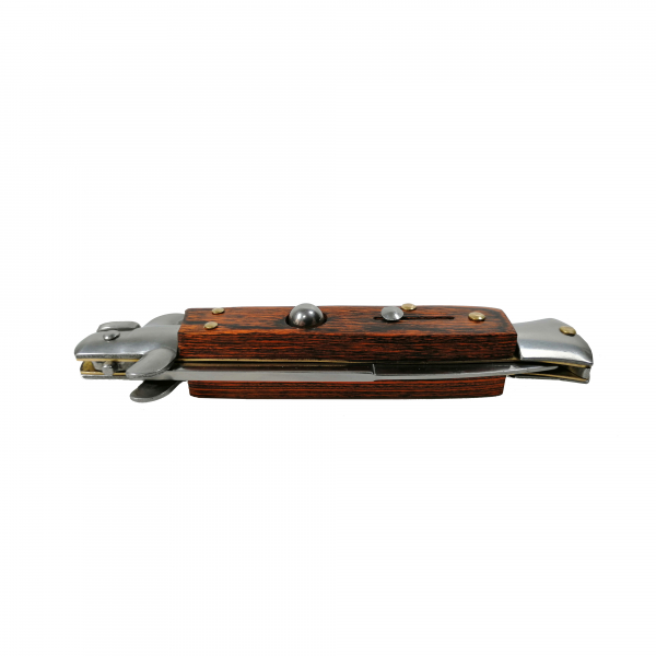 Cutit-briceag automat, otel inoxidabil, Italian Blade, Stiletto, 22.5 [1]