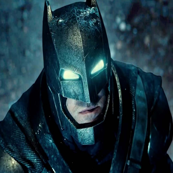 Masca Batman, PVC cu LED-uri, Batman vs Superman 1