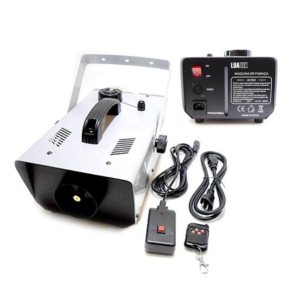Mașină de fum profesionala cu telecomanda 1500 KV [0]