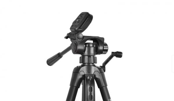 Trepied Foto-Video, 155 cm, Husa Cadou 1