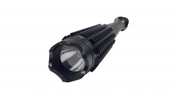 Baston cu electrosoc si lanterna, Police HY-1118B, 10000 kW 1
