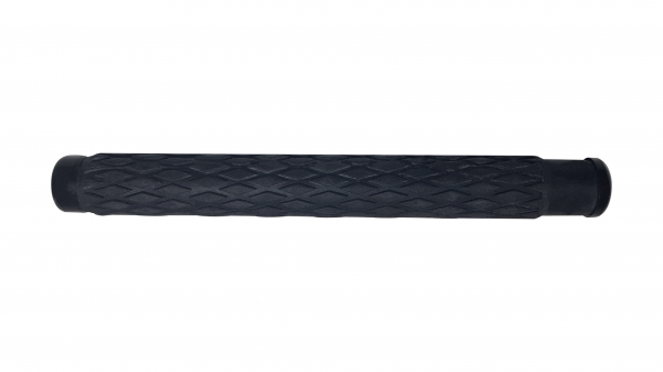Baston telescopic din otel, negru, 60 cm, 3 sectiuni, husa cadou 6