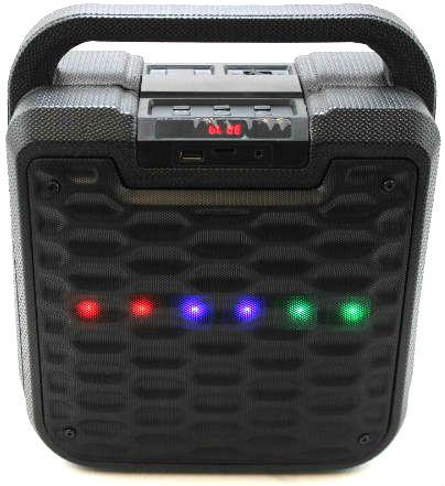 Boxa Portabila, Bass Master, 9W, USB 2.0, bluetooth 1