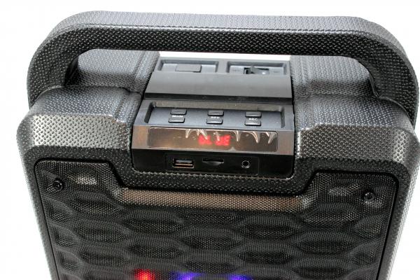 Boxa Portabila, Bass Master, 9W, USB 2.0, bluetooth 2