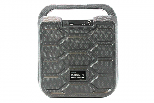 Boxa Portabila, Bass Master, 9W, USB 2.0, bluetooth 3