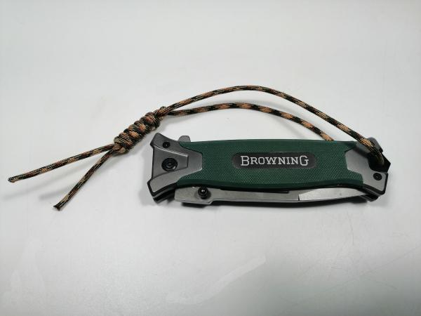 Briceag-cutit, otel inoxidabil, natur, Browning, Camping Knife, 21,5 cm 5