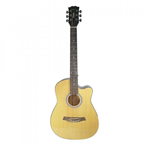 Chitara acustica din lemn 100 cm, Classic Natur 0