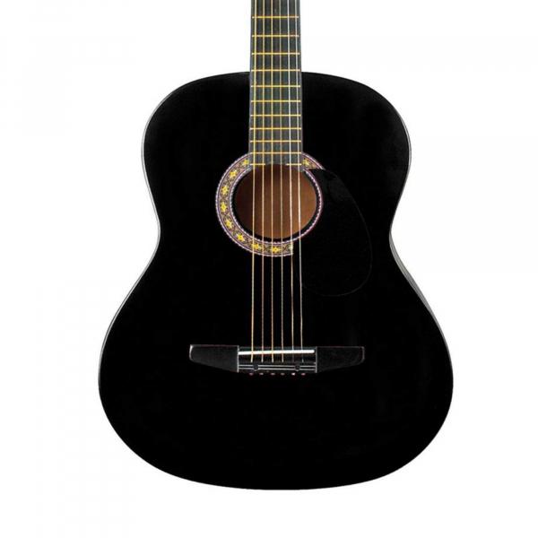 Chitara clasica din lemn 95 cm, Clasic Black 1
