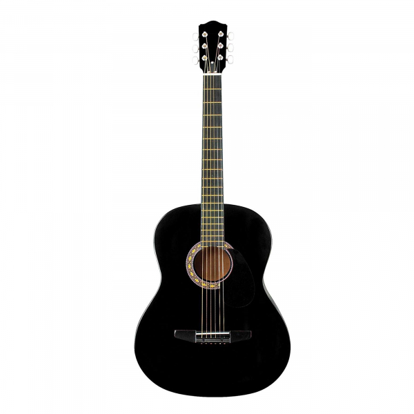 Chitara clasica din lemn 95 cm, Clasic Black 0