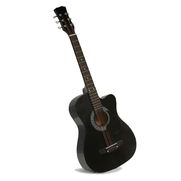 Chitara clasica din lemn 95 cm, husa nylon cadou [1]