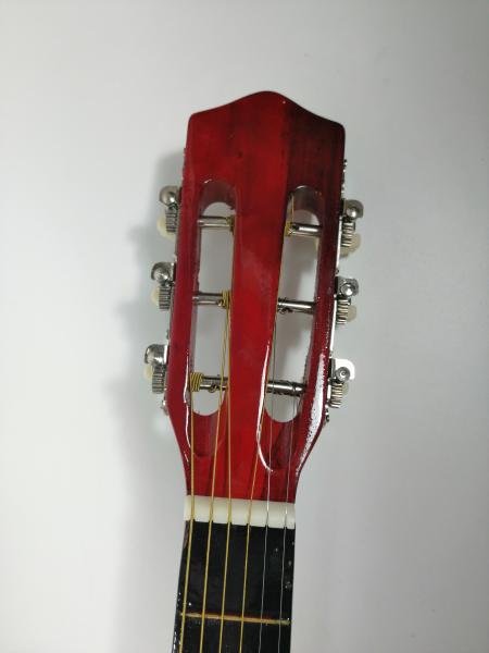 Chitara clasica din lemn 95 cm, natur clasic 2