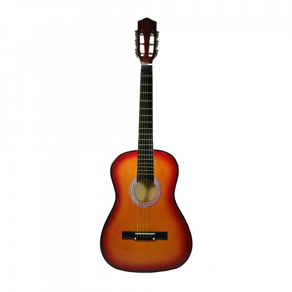 Chitara clasica din lemn 95 cm, natur clasic 0