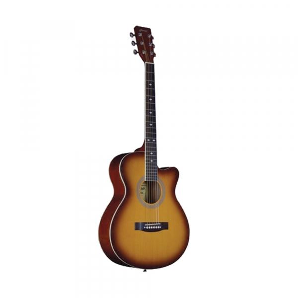 Chitara clasica din lemn 95 cm, natur 0