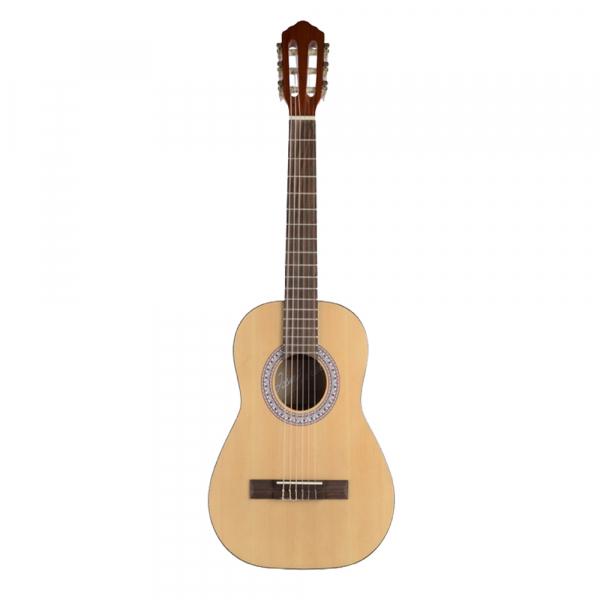 Chitara clasica din lemn 95 cm, clasic natur 0