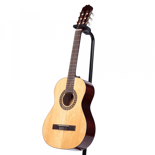 Chitara clasica din lemn 95 cm, clasic natur 1