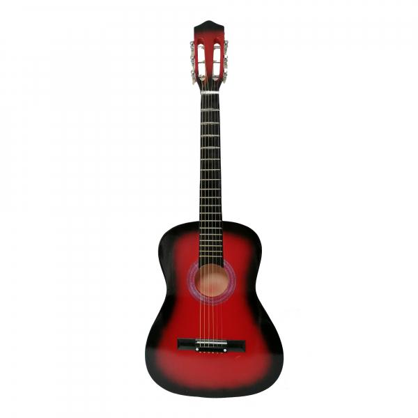 Chitara clasica din lemn 95 cm, Clasic Red 0