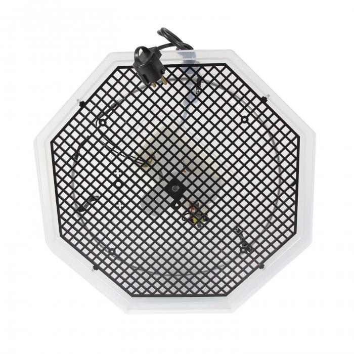 Incubator electric pentru oua cu dispozitiv de intoarcere automat, termometru si termohigrometru, Cleo, model 5DTH-A [3]