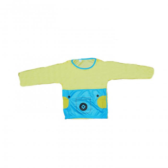 Costum Minion pentru copii, galben-albastru [4]