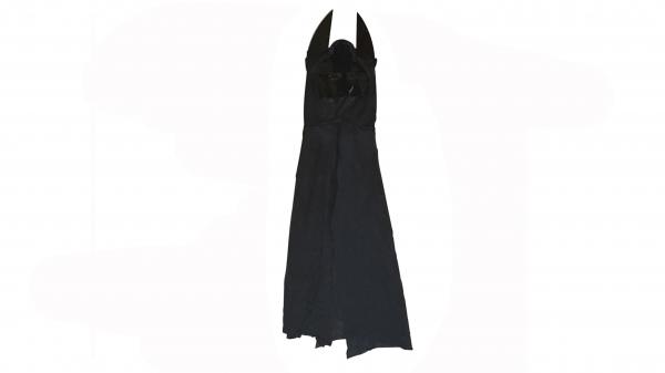Costum Batman pentru copii, marime L pentru 7 - 9 ani 3