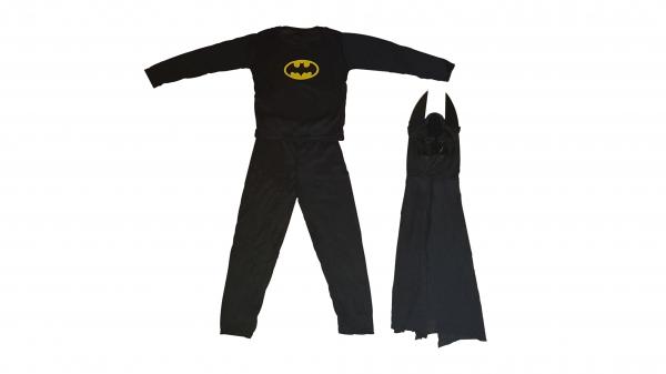Costum Batman pentru copii, marime L pentru 7 - 9 ani 1