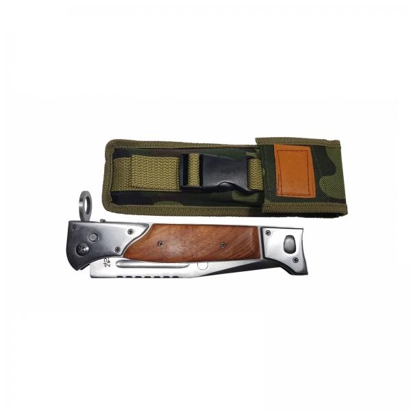 Cutit, Briceag AK-47, 27 cm teaca inclusa 4