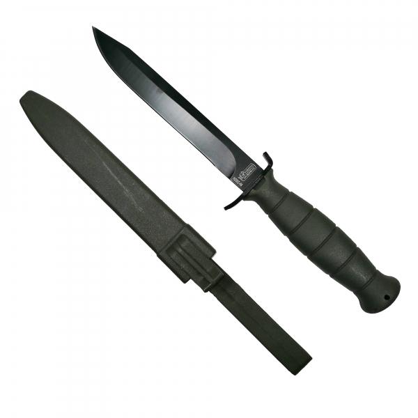 Cutit de vanatoare, camping, Military Knife, 29 cm, teaca cadou 0
