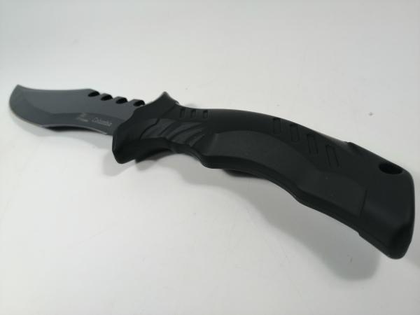 Cutit de vanatoare Columbia, War Zone, 29 cm, negru 3