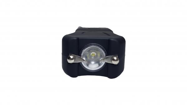 Mini electrosoc cu lanterna TW-398 2000KV 2