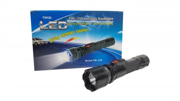 Electrosoc multifunctional, TW 318, 4000KV 2