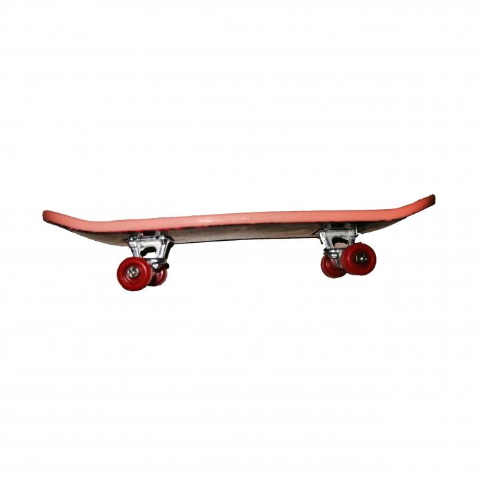 Mini Skateboard, Fingerboard Extreme, 9.5 cm, negru [2]