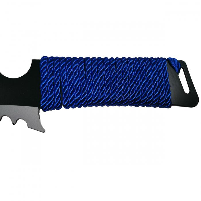 Sabie decorativa, panoplie, Death Blade, albastru, 71 cm 2