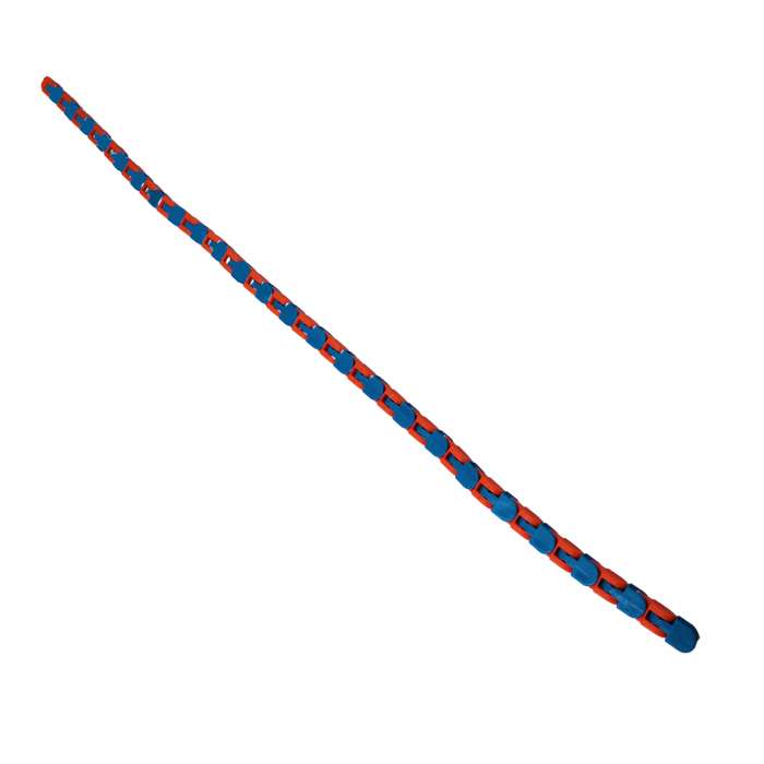 Jucarie antistres, Sensorial Snake, multicolor, 54 cm [1]