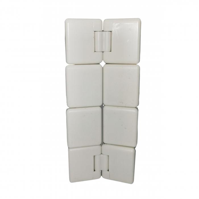 Jucarie antistres, cubul infinitului, 4 cm, plastic [4]