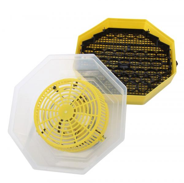 Incubator electric pentru oua cu dispozitiv intoarcere si termometru, Cleo, model 5DT 3