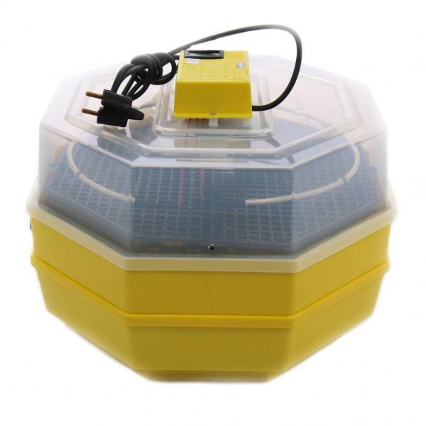Incubator electric pentru oua cu dispozitiv dublu de intoarceresi termometru, Cleo, model 5X2-DT 1