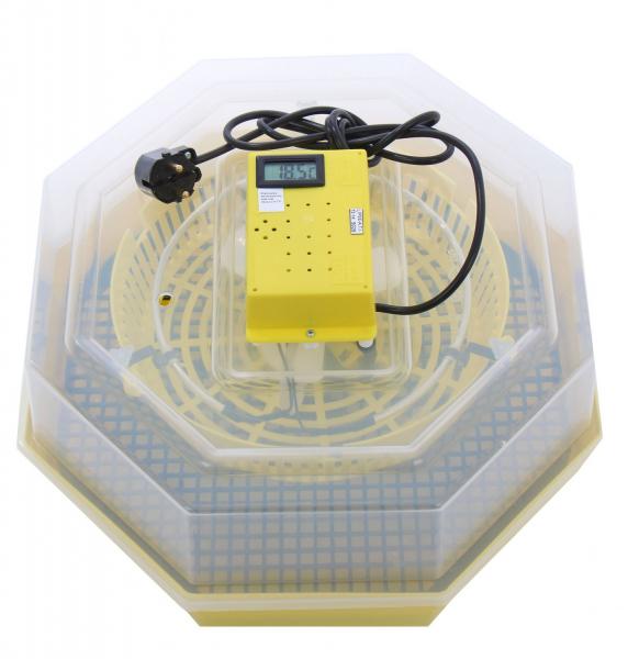 Incubator electric pentru oua cu termometru, Cleo, model 5T 1