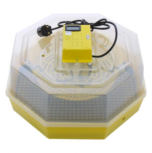 Incubator electric pentru oua cu termometru, Cleo, model 5T 0